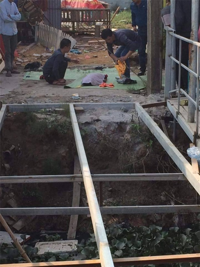Bắc Ninh: Bé trai 4 tuổi mất tích được tìm thấy dưới mương nước - Ảnh 1.