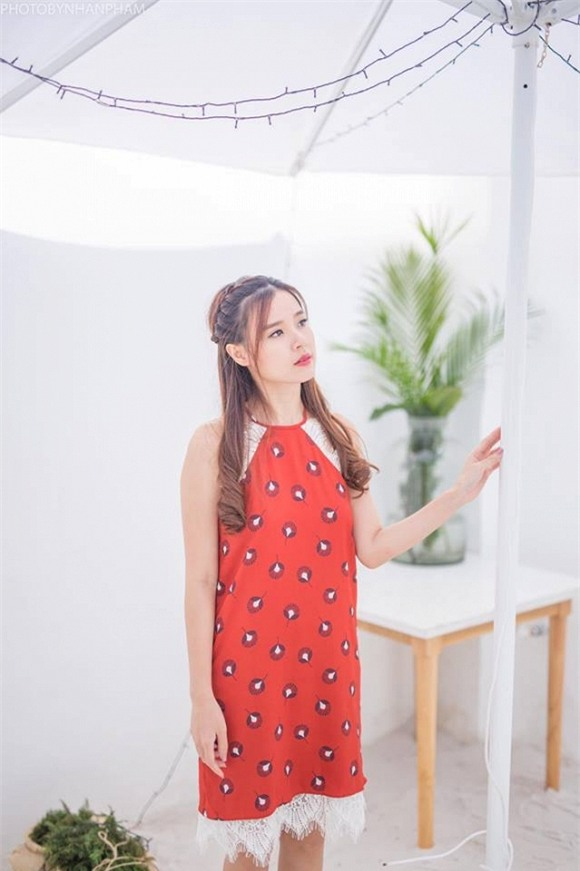 Hot girl Midu, Midu, sao Việt
