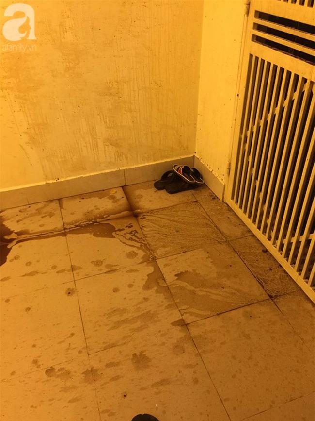 Hà Nội: Đứng ngồi không yên trước Tết Nguyên đán vì bị ném chất thải vào nhà - Ảnh 3.