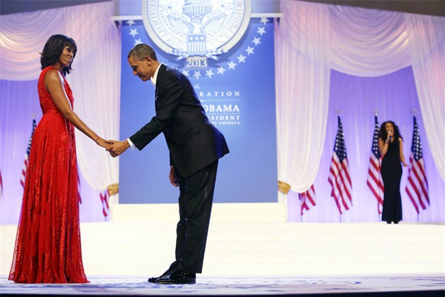 Các Đệ nhất phu nhân Mỹ xinh đẹp nhường nào trong dạ tiệc khiêu vũ mừng lễ nhậm chức của chồng? - Ảnh 20.