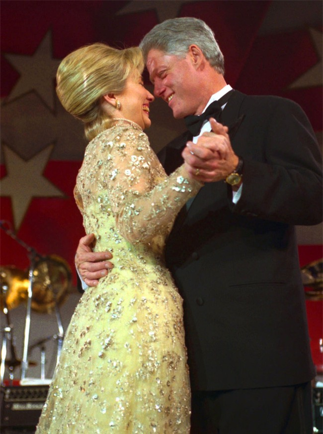 Các Đệ nhất phu nhân Mỹ xinh đẹp nhường nào trong dạ tiệc khiêu vũ mừng lễ nhậm chức của chồng? - Ảnh 7.