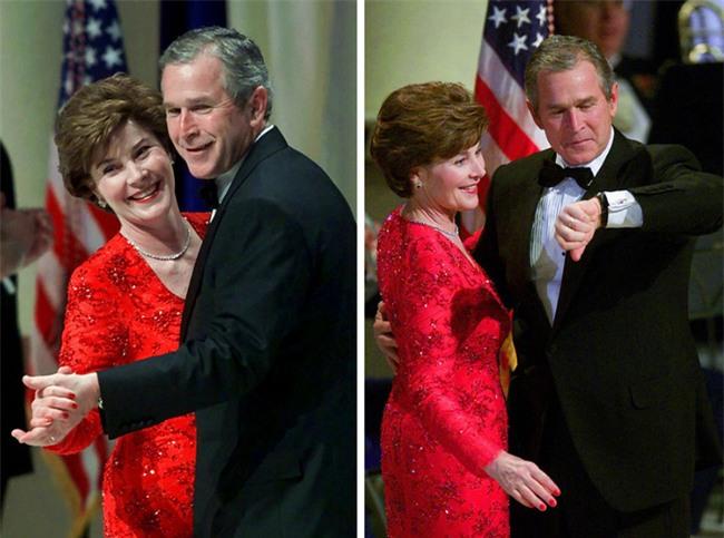 Các Đệ nhất phu nhân Mỹ xinh đẹp nhường nào trong dạ tiệc khiêu vũ mừng lễ nhậm chức của chồng? - Ảnh 10.