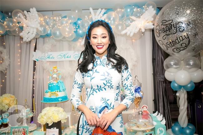 Maya tổ chức sinh nhật hoành tráng cho con gái cưng - Ảnh 1.