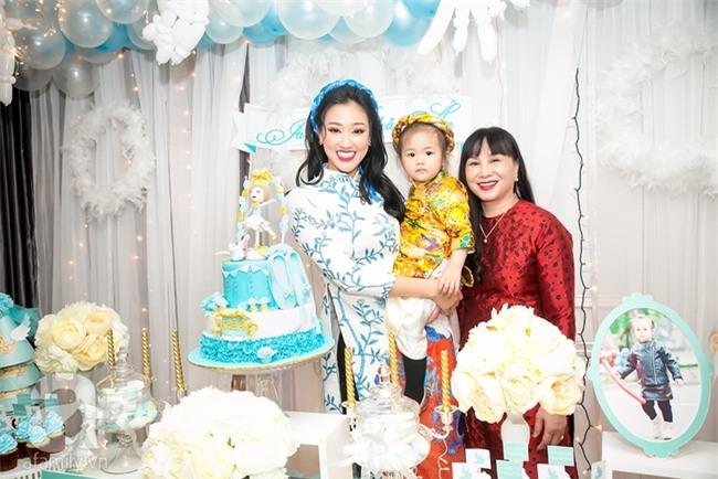 Maya tổ chức sinh nhật hoành tráng cho con gái cưng - Ảnh 11.