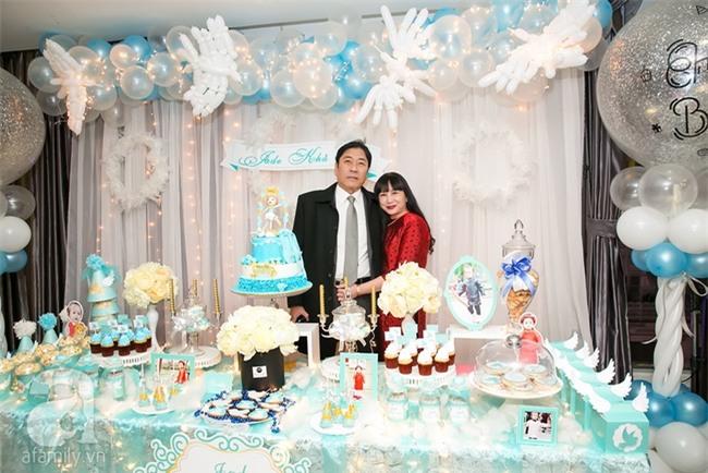 Maya tổ chức sinh nhật hoành tráng cho con gái cưng - Ảnh 2.