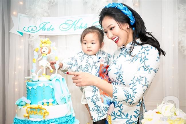 Maya tổ chức sinh nhật hoành tráng cho con gái cưng - Ảnh 3.