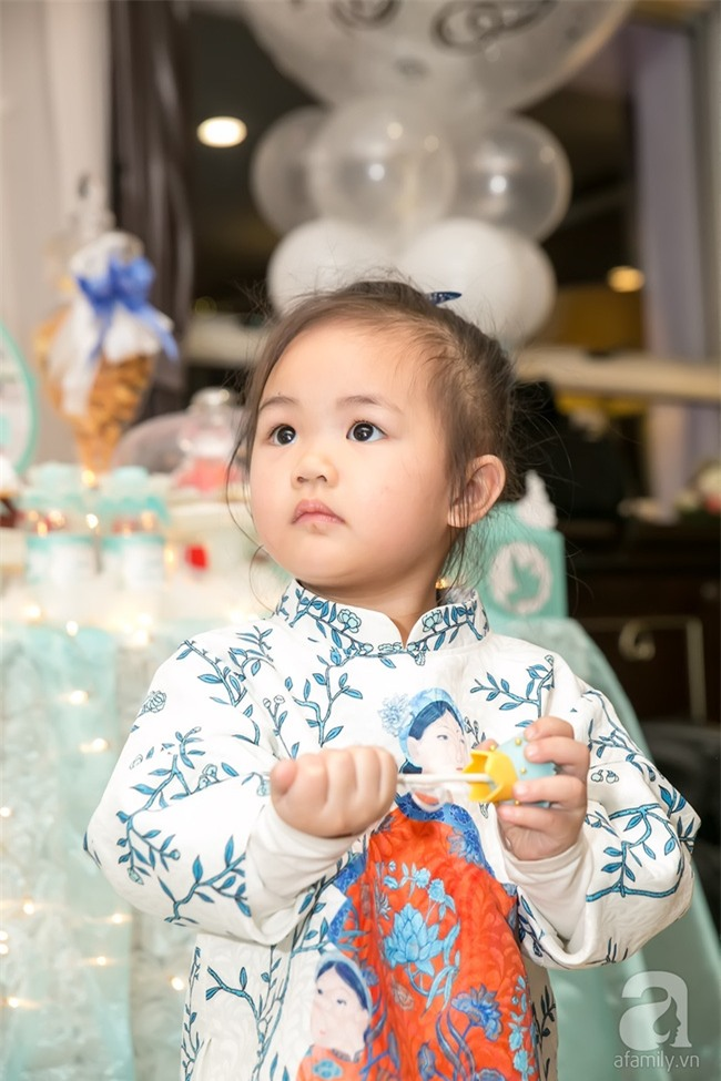 Maya tổ chức sinh nhật hoành tráng cho con gái cưng - Ảnh 4.