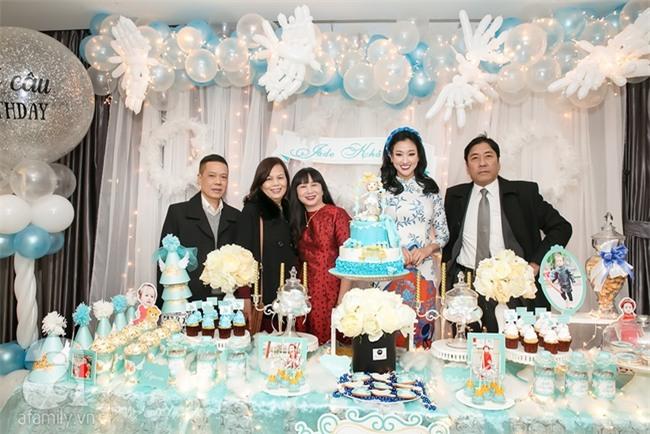 Maya tổ chức sinh nhật hoành tráng cho con gái cưng - Ảnh 5.