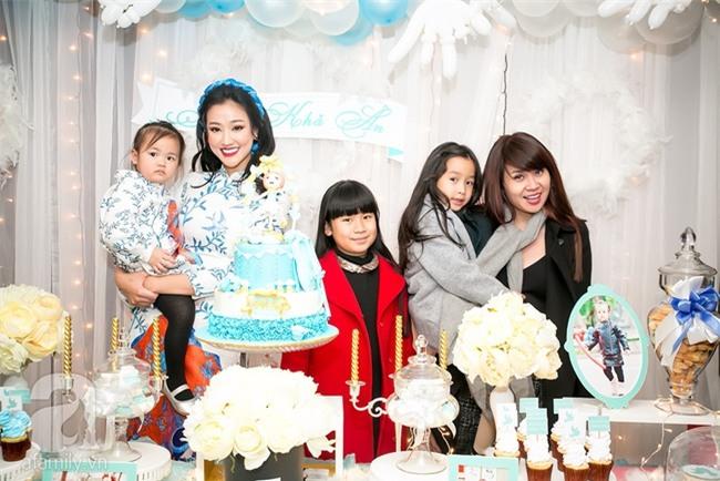 Maya tổ chức sinh nhật hoành tráng cho con gái cưng - Ảnh 6.