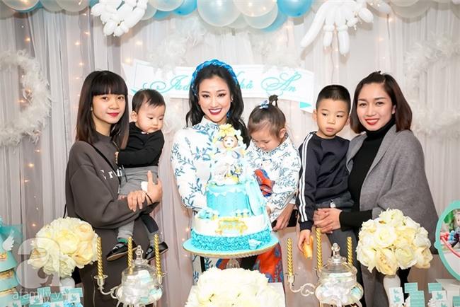 Maya tổ chức sinh nhật hoành tráng cho con gái cưng - Ảnh 7.