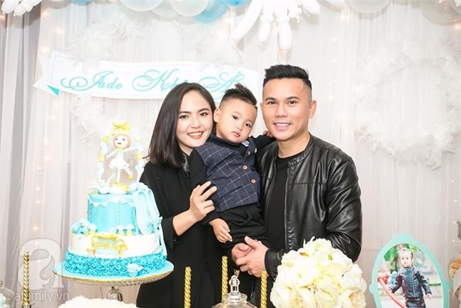 Maya tổ chức sinh nhật hoành tráng cho con gái cưng - Ảnh 8.