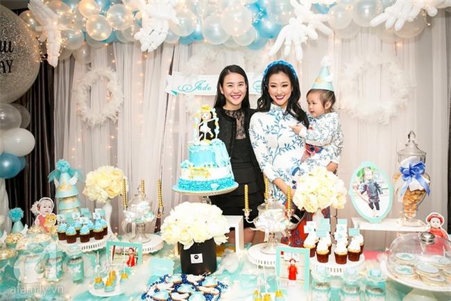 Maya tổ chức sinh nhật hoành tráng cho con gái cưng - Ảnh 9.