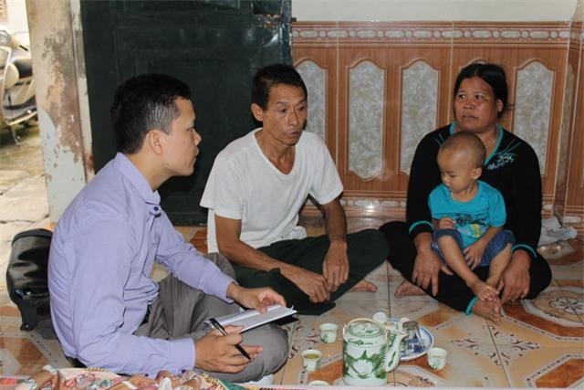 Vụ người lái xích lô gây tai nạn ở Hà Nội: Tôi nợ gia đình cháu bé một ân tình - Ảnh 1.