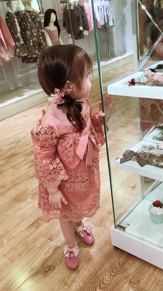 Cadie, thời trang Cadie, con gái elly trần, sao Việt
