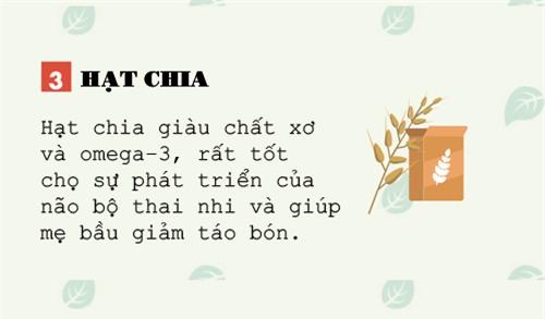 nhung sieu thuc pham da duoc chung minh la tot nhat cho thai nhi - 3