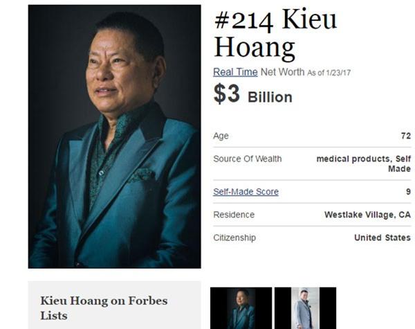 Hoàng Kiều vận hạn, mất đứt 800 triệu USD