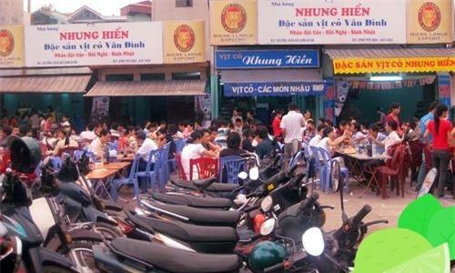 6 quán vịt ngon, giá cực bình dân để xả xui cuối năm ở Hà Nội - Ảnh 7.