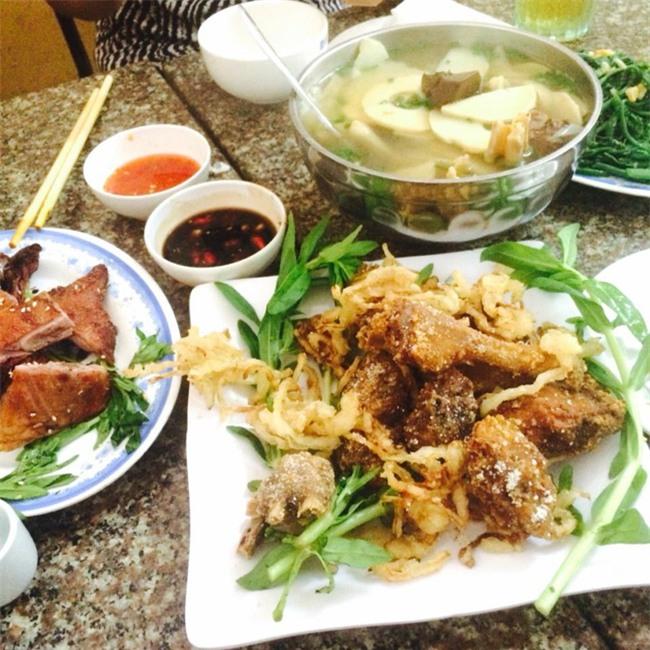 6 quán vịt ngon, giá cực bình dân để xả xui cuối năm ở Hà Nội - Ảnh 9.