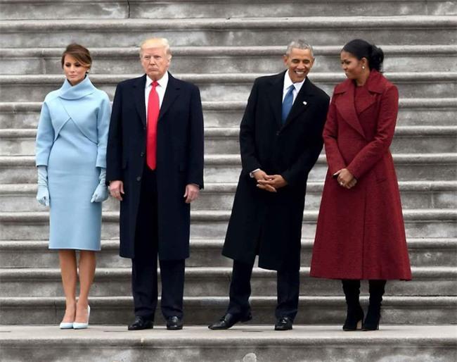 Nhiều người lo lắng khi nhìn thấy những hình ảnh này của Đệ nhất phu nhân Mỹ Melania Trump - Ảnh 3.