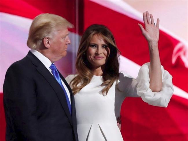 Nhiều người lo lắng khi nhìn thấy những hình ảnh này của Đệ nhất phu nhân Mỹ Melania Trump - Ảnh 7.