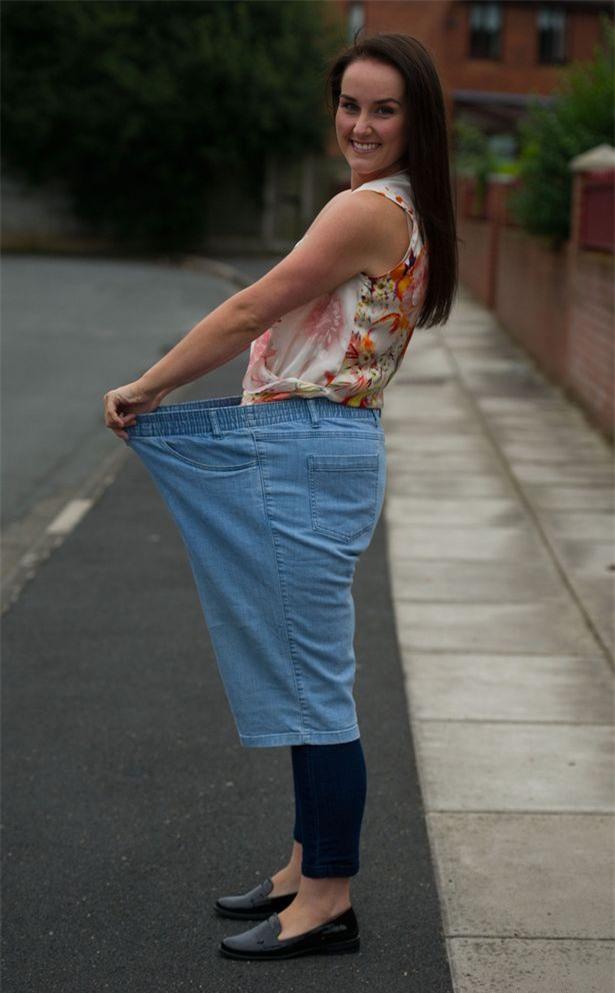 Vì tình yêu với bạn trai 11 năm, cô gái nặng 120kg đã giảm được 60kg chỉ trong vòng... hơn 1 năm - Ảnh 4.