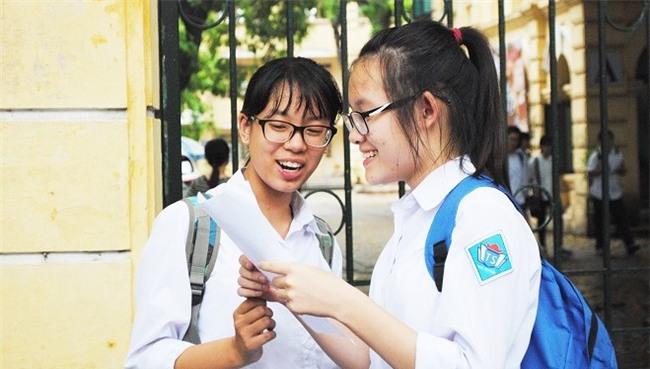 Hà Nội, Hải Phòng, Nghệ An dẫn đầu số lượng học sinh giỏi quốc gia năm 2017