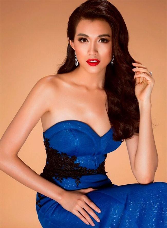 Clip: Lệ Hằng cùng dàn thí sinh Hoa hậu Hoàn vũ 2016 tập luyện chuẩn bị cho bán kết - Ảnh 3.