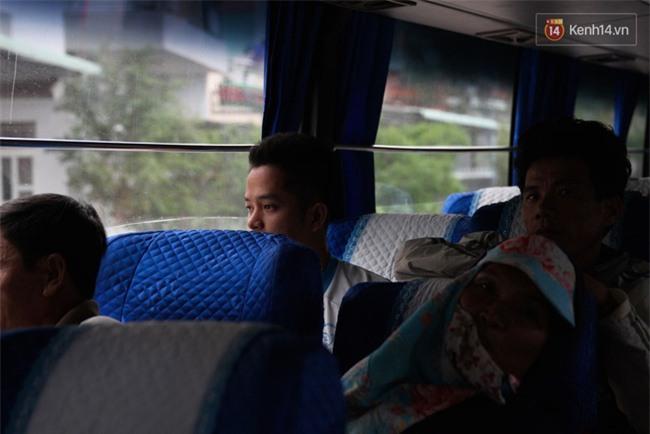 Chuyện đời, tình người trên chuyến xe 0 đồng đưa người nghèo mưu sinh ở Sài Gòn về quê ăn Tết - Ảnh 10.