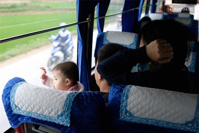 Chuyện đời, tình người trên chuyến xe 0 đồng đưa người nghèo mưu sinh ở Sài Gòn về quê ăn Tết - Ảnh 13.