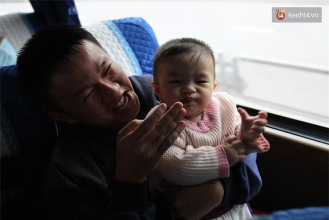 Chuyện đời, tình người trên chuyến xe 0 đồng đưa người nghèo mưu sinh ở Sài Gòn về quê ăn Tết - Ảnh 8.