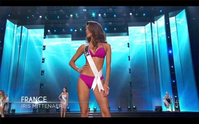 Bán kết Hoa Hậu Hoàn Vũ: Lệ Hằng nổi bật với màn trình diễn bikini - Ảnh 19.
