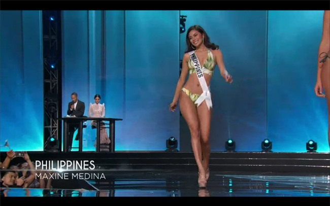 Bán kết Hoa Hậu Hoàn Vũ: Lệ Hằng nổi bật với màn trình diễn bikini - Ảnh 21.