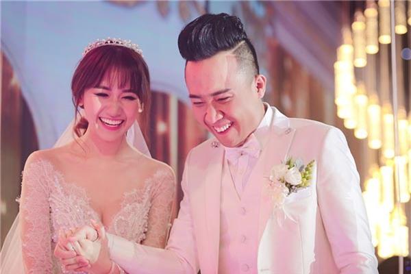Hari Won tiết lộ cuộc sống sau đám cưới với Trấn Thành - Ảnh 1.