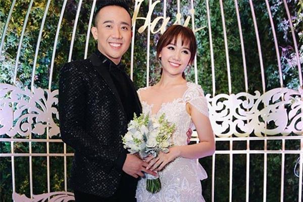 Hari Won tiết lộ cuộc sống sau đám cưới với Trấn Thành - Ảnh 2.