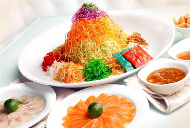 Những món ăn cầu may vào dịp Tết Nguyên đán của người Châu Á - Ảnh 9.