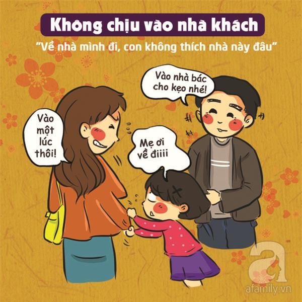 Những tình huống khó đỡ bố mẹ nào cũng gặp phải mỗi dịp Tết đến - Ảnh 3.