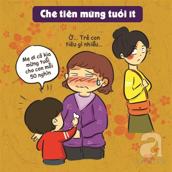 Những tình huống khó đỡ bố mẹ nào cũng gặp phải mỗi dịp Tết đến - Ảnh 5.