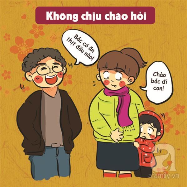 Những tình huống khó đỡ bố mẹ nào cũng gặp phải mỗi dịp Tết đến - Ảnh 6.