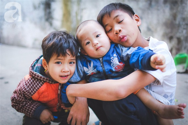 Cái Tết đầu tiên vắng chồng của người phụ nữ có 14 đứa con sống giữa Hà Nội - Ảnh 11.