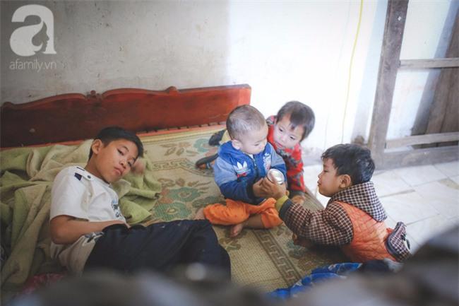 Cái Tết đầu tiên vắng chồng của người phụ nữ có 14 đứa con sống giữa Hà Nội - Ảnh 17.