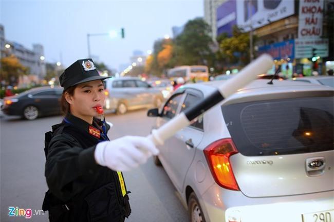 Tết của những bóng hồng cảnh sát đặc nhiệm - Ảnh 13.