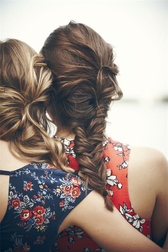 4 kiểu tóc đẹp duyên dành cho nàng tóc dài chán để tóc xoã - Ảnh 13.