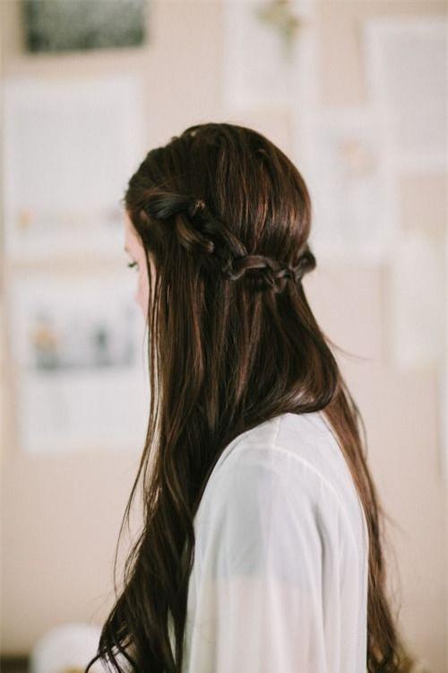 4 kiểu tóc đẹp duyên dành cho nàng tóc dài chán để tóc xoã - Ảnh 22.