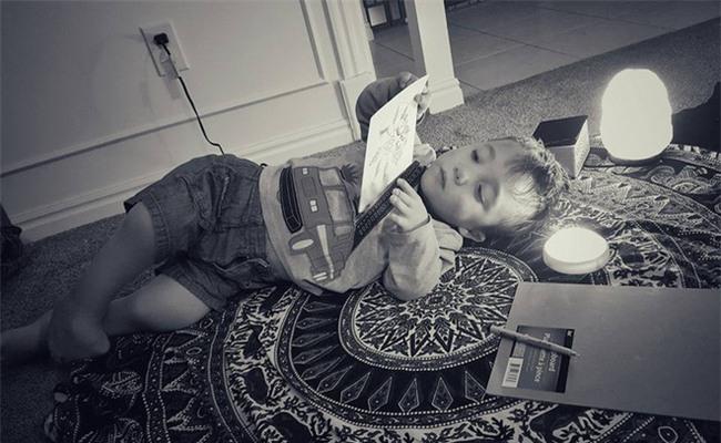 Tâm sự của cậu bé 6 tuổi khiến nhiều người lớn phải suy ngẫm - Ảnh 2.