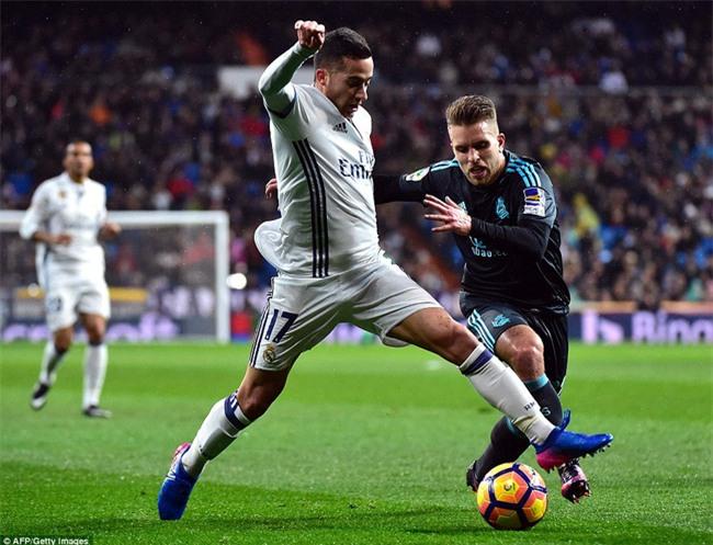 Ronaldo ghi bàn, Real cho Barca ngửi khói trong cuộc đua vô địch - Ảnh 5.