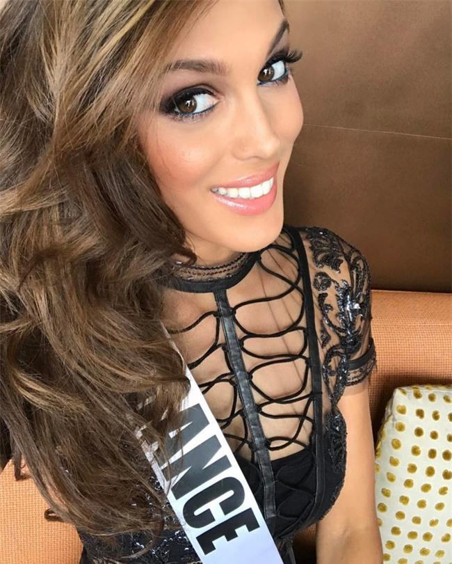Ngắm nhan sắc xinh đẹp của Tân Hoa hậu Hoàn vũ 2016 - Iris Mettenaere - Ảnh 14.