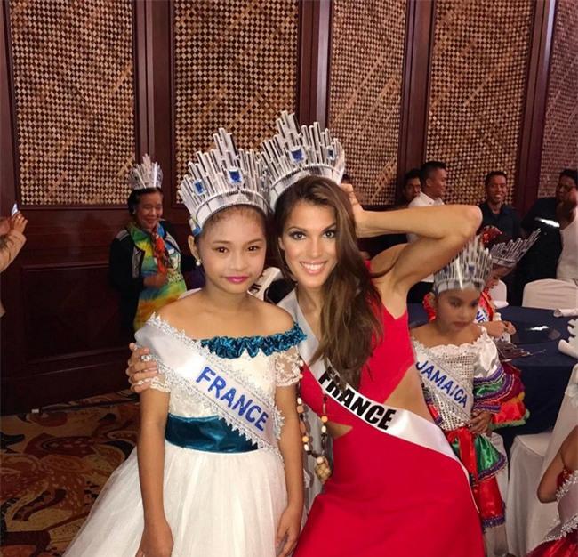 Ngắm nhan sắc xinh đẹp của Tân Hoa hậu Hoàn vũ 2016 - Iris Mettenaere - Ảnh 8.