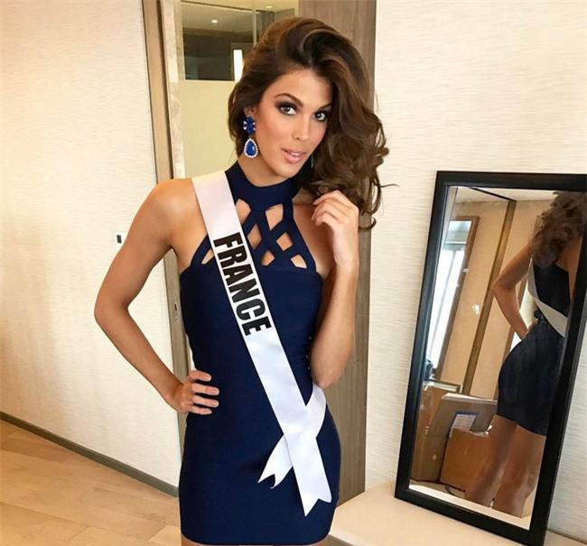 Ngắm nhan sắc xinh đẹp của Tân Hoa hậu Hoàn vũ 2016 - Iris Mettenaere - Ảnh 9.