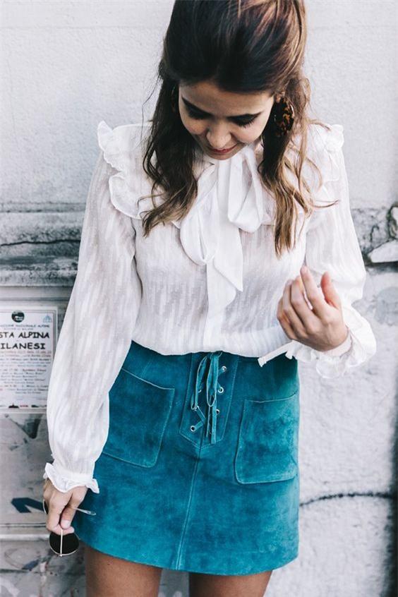 7 chỉ dẫn giúp bạn mặc váy chỉ có đẹp trong ngày đầu tiên đi làm của năm mới - Ảnh 25.