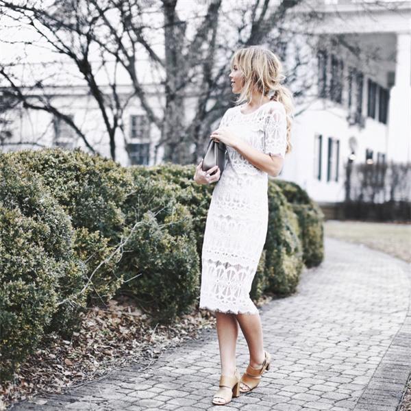 7 chỉ dẫn giúp bạn mặc váy chỉ có đẹp trong ngày đầu tiên đi làm của năm mới - Ảnh 2.